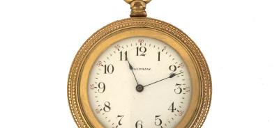 Gold Watch 223