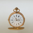 Gold Minute R Hunter 1898