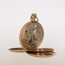 Gold Hamilton Hunter 1901