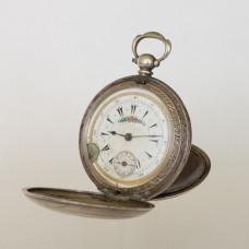 Silver K Serisoff Hunter 1880