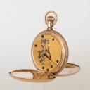 Gold Hampden Hunter 1890